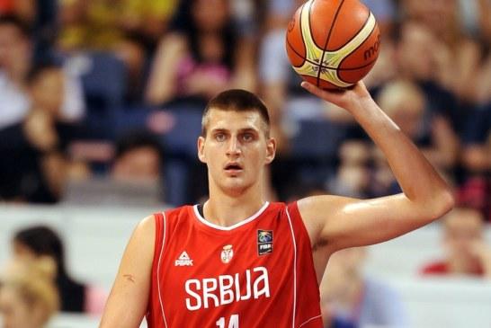 Sad i zvanično: Jokić igra za Srbiju u Kini!