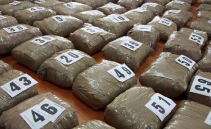 Od početka godine: U Crnoj Gori zaplijenjena tona droge!