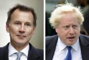 Džonson i Hant kandidati za premijera i lidera konzervativaca