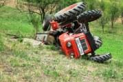 Tragedija na Bioču: Traktorom se survao u Moraču