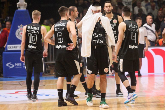 Beron je napravio korake: Sudije oštetile Partizan, ali se utakmica neće ponoviti