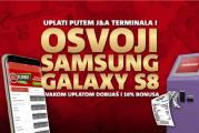 J&A terminal u tvom gradu ti donosi SAMSUNG GALAXY S8