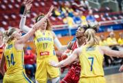 Šveđanke bolje: Poraz Crne Gore na startu Evropskog prvenstva