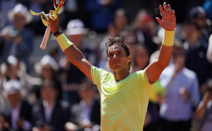 Nadal osvojio Rolan Garos!