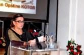 Perović zakazala sjednicu, SO Kotor o njenoj smjeni 10. jula