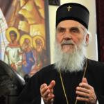 Patrijarh Irinej: Podržavam naše episkope i narod da životima brane svetinje u Crnoj Gori