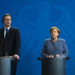 Vučić sa Merkel o Kosovu