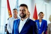 Vujović: DPS dokazao da ne želi da mijenja bilo što u borbi protiv korupcije