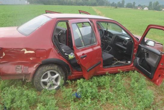 Uhapšeno pet lica: Ukrali auto, pa opljačkali pumpu