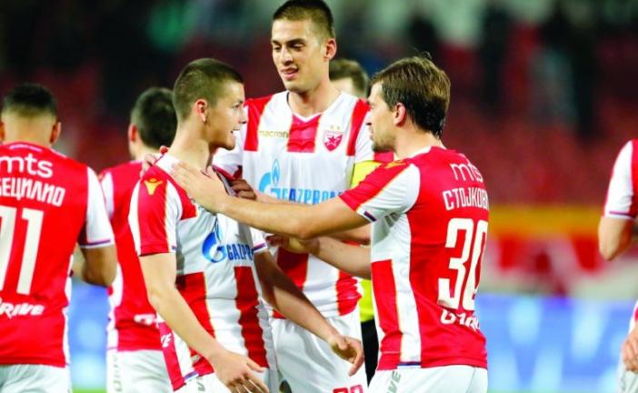 Zvezda u Ligi šampiona: Ako prođu Suduvu, čeka ih Helsinki