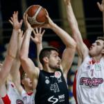 FMP tukao Partizan, igra se majstorica