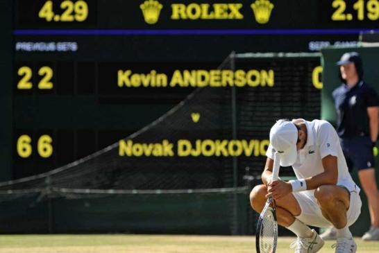 Novak odmara do Vimbldona