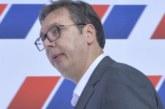 Vučić na sjednici GO SNS-a: Razgovarajte sa narodom, recite im istinu o Kosovu i Crnoj Gori