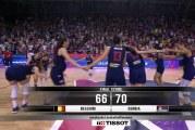 Srbija u četvrfinalu: Djevojke, čudo ste!