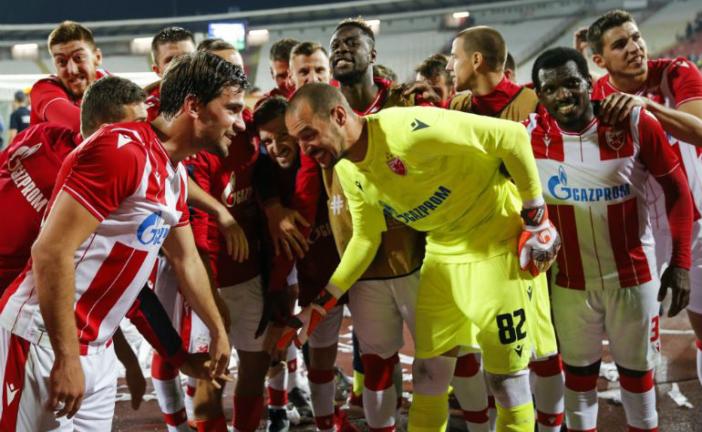 Liga šampiona: Zvezda na Kopenhagen!