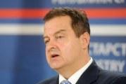 Dačić: Priština neće proći u Interpol