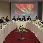 Veljović sa ambasadorima država EU i SAD