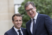 Poznati detalji dolaska francuskog predsjednika: Makron i Vučić drže govor na Kalemegdanu!