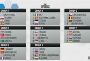 Lak žrijeb za košarkaše: Srbija sa Gruzijom i Finskom