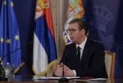 Vučić: Snabdijevamo Srbe na Kosovu ali neću reći kako