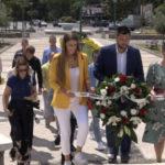 Delegacija srpske omladine: Sve žrtve jednake i iste za sve
