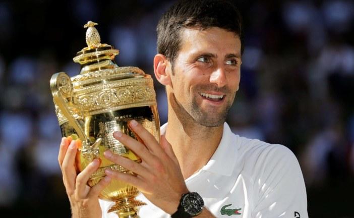 Kralj Vimbldona: Novak pobijedio Federera, sebe i publiku!