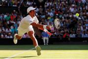 Vimbldon: Novak ekspresno do trećeg kola