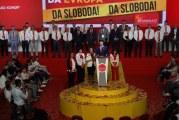 Nastavlja se tumaranje Demokrata: Kriv im DF što je DPS izglasao Bečićeve poslanike u Odbor
