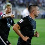 Molde tvrd orah: Blijedi Partizan stigao do zlatne pobjede