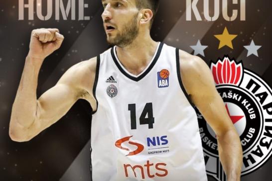 Birčević potpisao za Partizan