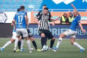 Ugodna jesen u Humskoj: Nebeski skok Miletića odveo Partizan u Ligu Evrope!
