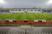 Tužna slika u Humskoj: Partizan bez pojačanja!