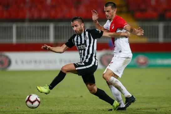 Tri boda u Novom Sadu: Natho asistirao, Partizan pobijedio
