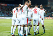 Jedva dobili meč: Srbija se mučila sa Luksemburgom