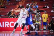 Plava furija: Srbija častila Filipine sa 126 koševa!