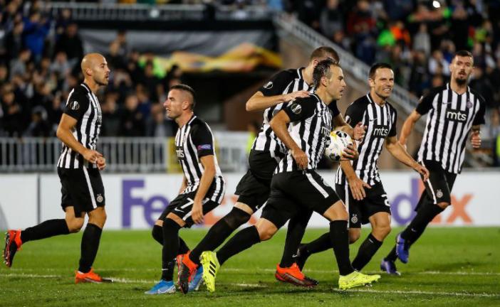 Natho ne može sam, Partizan nije iskoristio igrača više