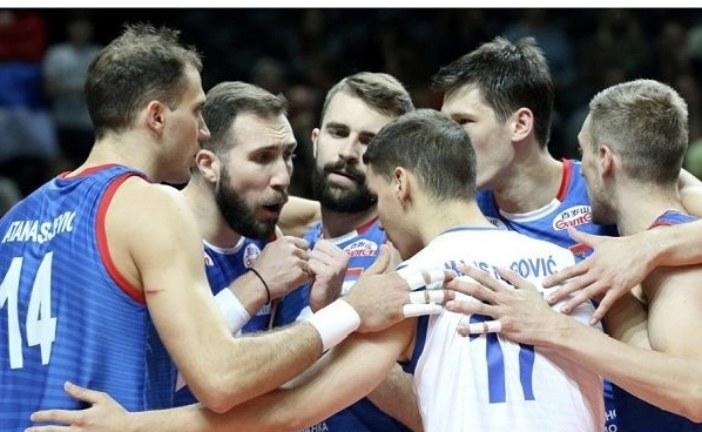 Svemirska odbojka: Srbija je na krovu Evrope!