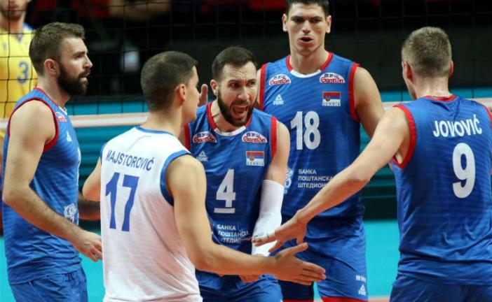 Evropsko prvenstvo za odbojkaše: Srbija u polufinalu!