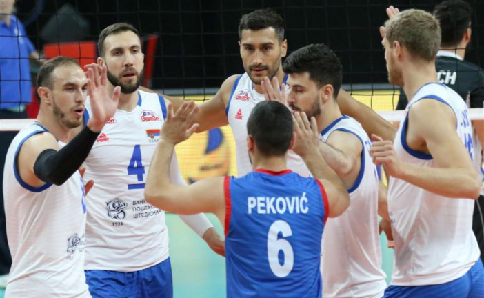 Srbija zabilježila i petu pobjedu: Sledeća je Češka