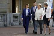 Brnabić u Berlinu 18. septembra: Sa Merkel o svim aspektima saradnje
