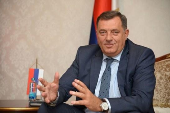 Dodik: Opštine na sjeveru Kosova da ostanu, a Republika Srpska da postane dio Srbije