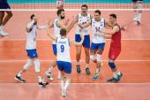 Svemirska odbojka naših momaka: Srbija ide po zlato, razbijena Francuska!