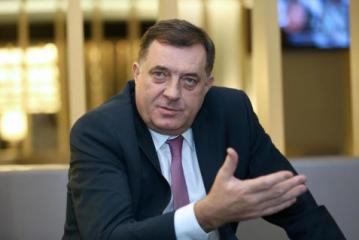Dodik: Ulazak u NATO bez saglasnosti Srba smrtna presuda