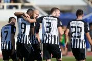 Na krilima Sume, Partizan protutnjao kroz Niš