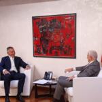 Đukanović i Marković razgovarali o najvažnijim državnim pitanjima