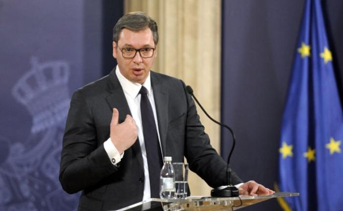 Vučić: SAD očekuju od Srbije da prizna Kosovo