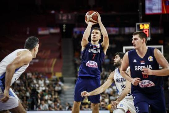 Umjesto u viđenom finalu Srbija i SAD za 5. mjesto