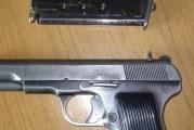 Uhapšena bezbjednosno interesantna osoba: Oduzeli mu pištolj sa municijom
