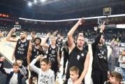 Partizan gostuje Limožu: Crno-beli bez kapitena traže nastavak nepobjedivosti