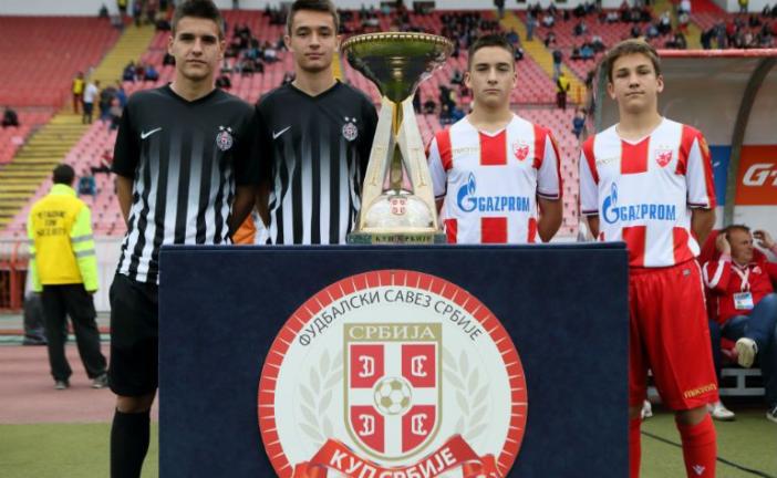 Žrijeb: Partizan na Spartak, Zvezda na Mačvu, samo se ne zna kad